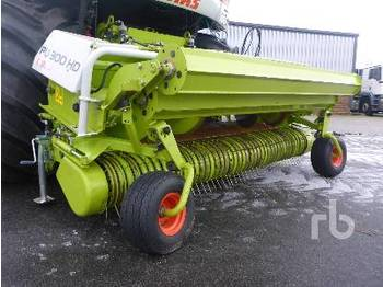 CLAAS PU300HD Pick Up - حصادة برأس ملحق