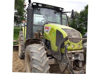 Claas ARION410 - جرَّار عجلات