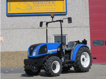 New Holland T3.80F - جرَّار عجلات