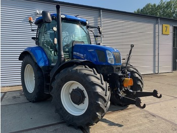 New Holland T6.160 AC - جرَّار عجلات