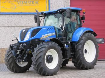 New Holland T7.210 - جرَّار عجلات