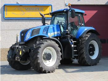 New Holland T8.435 - جرَّار عجلات