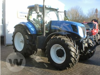 جرَّار عجلات New Holland T 7.270 AC