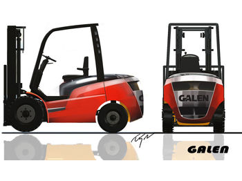 شوكة GALEN ALL FORKLIFT ATTACHMENTS