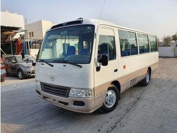 TOYOTA Coaster ....Japan made ....Not China ......BELGIUM .... - حافلة سوبربان