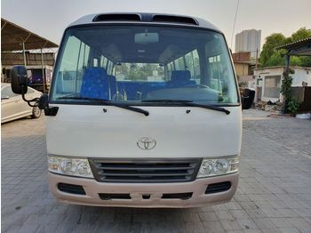 TOYOTA Coaster .....Original Toyota Japan...Not China ......BELGIUM.... - حافلة