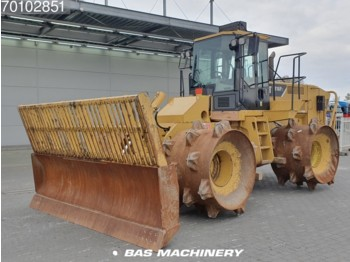 Caterpillar 816F From first owner - ready for work - آلات البناء