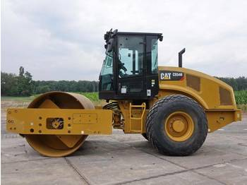 CAT CS54B (Like New 1435 Hours)  - مدحلة ضاغطة