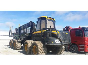 Ponsse Elephant 8W Forwarder  - حافلة الغابات