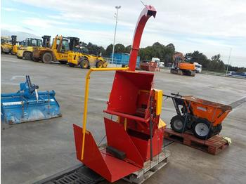 2015 PTO Driven Chipper to suit 3 Point Linkage - قاطعة الأخشاب