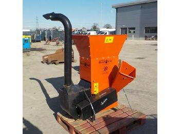 Bearcat PTO Driven Chipper to suit 3 Point Linkage - قاطعة الأخشاب
