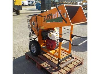Eliet Prof 4 Petrol Chipper c/w Honda Engine - قاطعة الأخشاب