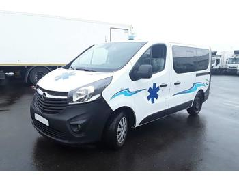 سيارة اسعاف Opel Vivaro F2700 L1H1 ambulance great condition