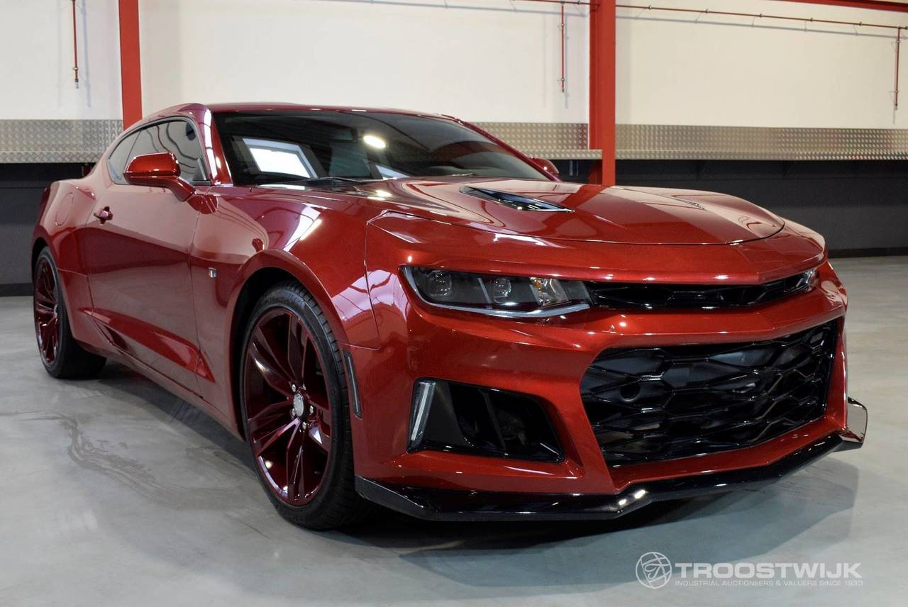 Kelebihan Kekurangan Chevrolet Camaro Rs Spesifikasi
