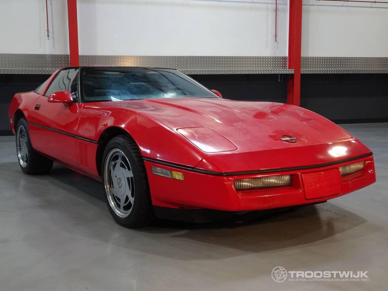 Kelebihan Chevrolet Corvette C4 Review