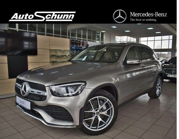 سيارة Mercedes Benz Glc 220 D 4matic Amg Exclusive Premium Memory 4115794