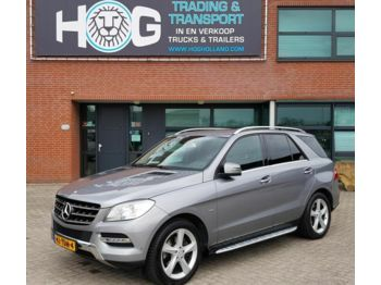 سيارة Mercedes-Benz ML 250 BLUETEC 4MATIC ML 250 BLUETEC 4MATIC !! N