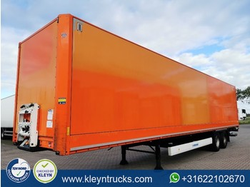 نصف مقطورة صندوق مغلق Krone 2 AXLE DRYLINER taiilift back doors