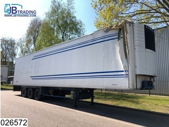 Chereau Koel vries Double loading floor, 2 Cool UNITS, Disc brakes - نصف مقطورة مُبرِّدة