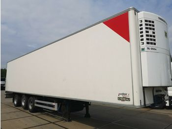 Pacton - CHEREAU | THERMO KING SL-200e | LOW HOURS!! |  - نصف مقطورة مُبرِّدة