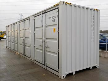 2020 40' HC Container 4 Side Doors, 1 End Door - حاوية
