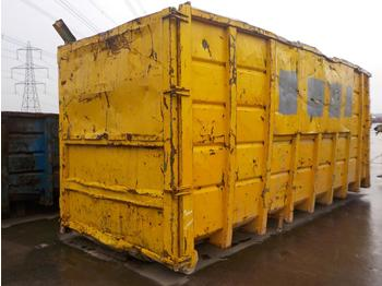 50Yard RORO Skip to suit Hook Loader Lorry - حاوية هوك لفت