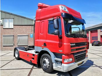 DAF CF 85.410 ATe | NL Truck | Top condition | TUV  - وحدة جر