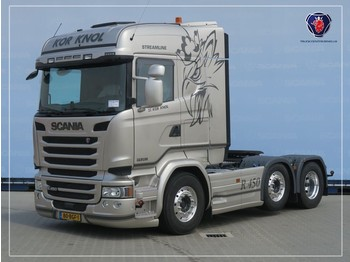 Scania R450 LA6X2/4MNA | Navigation | Diff. lock | SCR-only - وحدة جر