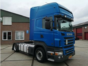 Scania R-Serie | TOPLINE | RETARDER | MANUAL  - وحدة جر