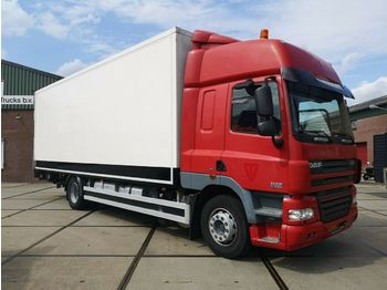 DAF FA CF 85.410 SSC 4x2 | Isolated box 815cm Long |  - شاحنة مقفلة