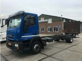 Iveco 120E18/P / EURO 5 EEV / CABINE-CHASSIS / LOAD LI  - شاحنة هيكل كابينة