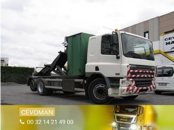 DAF CF75.310 Containersysteem - شاحنة ذات خطاف