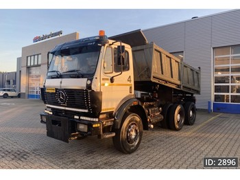 Mercedes-Benz SK 2631 Day Cab, Euro 1, 6x4 // Full steel - شاحنة قلاب