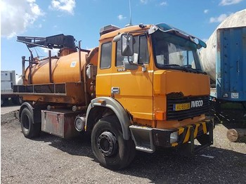 Iveco 175-17 - شاحنة الشفط